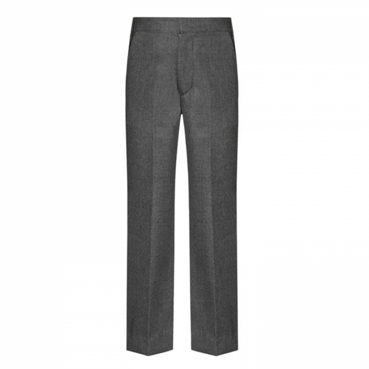 Boy's Grey Trousers