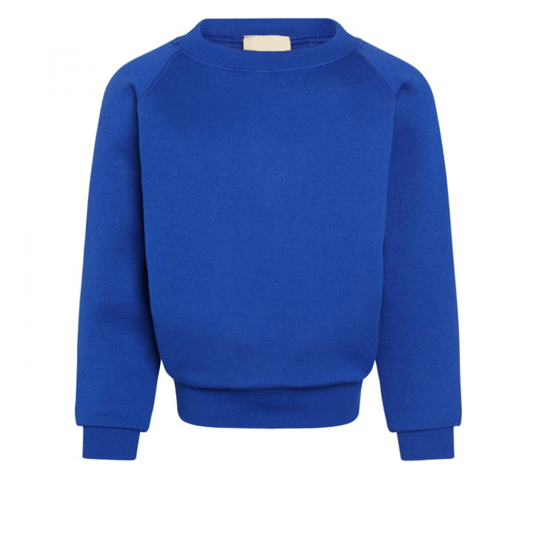 Eastchurch Primary Sweatshirt with Logo