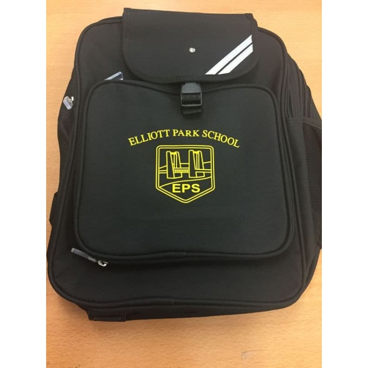 Elliott Park Backpack (For Year Groups 2 and Up Only)