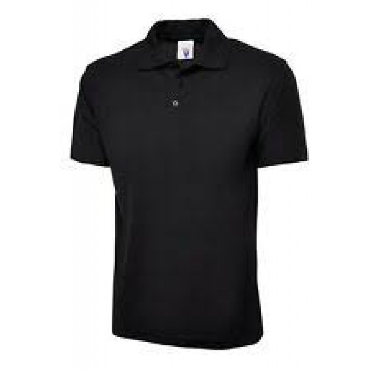 Hairdressing Polo Shirt with Logo