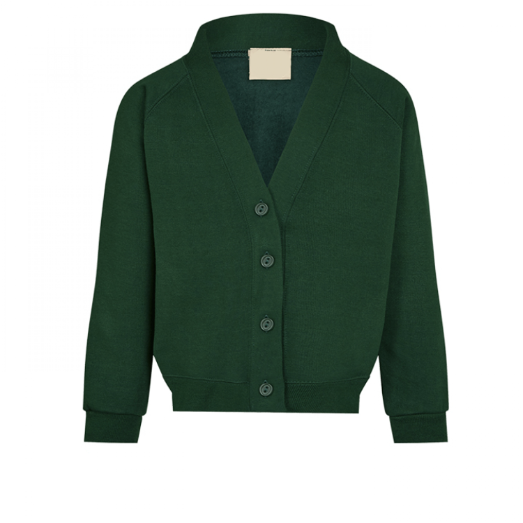 Minterne Junior School Cardigan with Logo