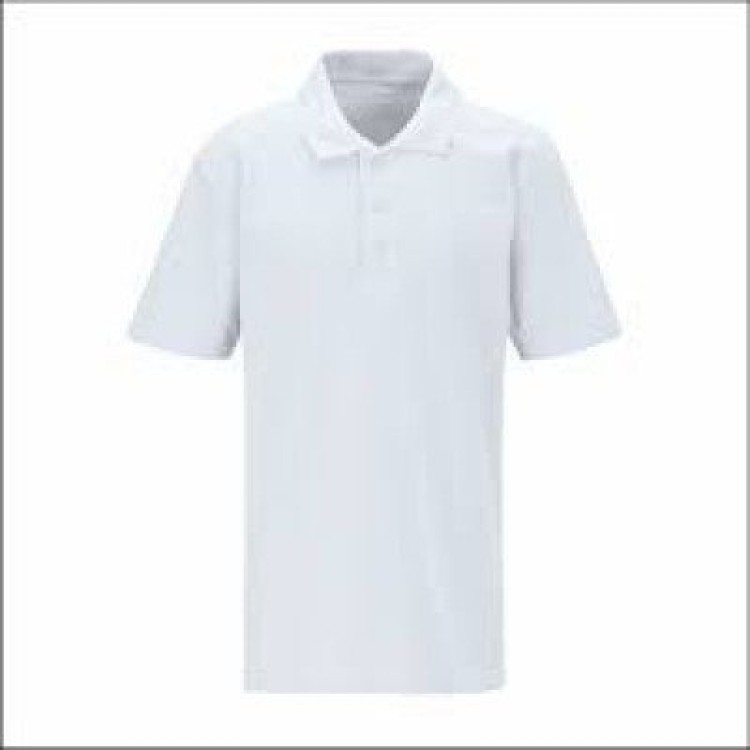 St George Primary Polo Shirt with Logo