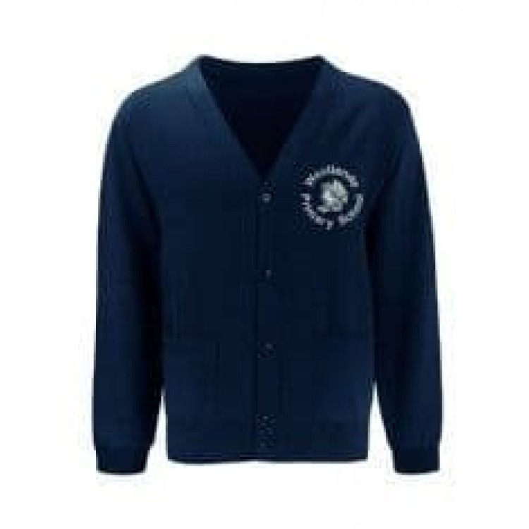Westlands Primary Cardigan with Logo